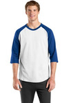 Colorblock Raglan Jersey 1 Sided