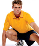(BC) Men's Cool & Dry Sport Performance Interlock Polo