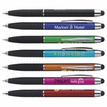 BIC® 55756 - Metallic Cool Grip Stylus Pen
