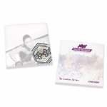 "BIC® 3"" x 3"" Adhesive Notepad, 25 sheet"