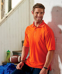 Men's Cool & Dry Sport Performance Interlock Polo