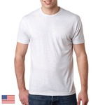 LIGHT Men's Made in the USA Triblend Crew