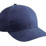 Otto Brushed Bull Denim Low Profile Pro Style Caps