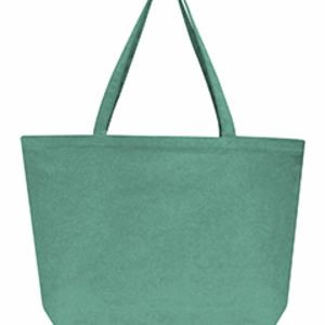Seaside Cotton 12 oz. Pigment-Dyed Large Tote Thumbnail