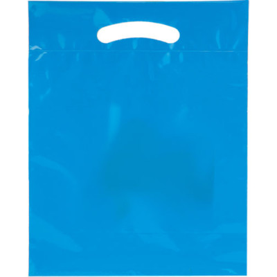 2.5 Mil Fold-Over Die Cut Plastic Bag