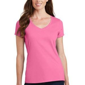 Ladies Fan Favorite V Neck Tee Thumbnail