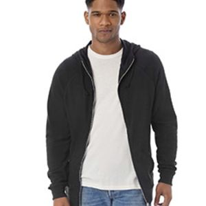 Men's Weekender Vintage Heavy Knit Full-Zip Hoodie Thumbnail