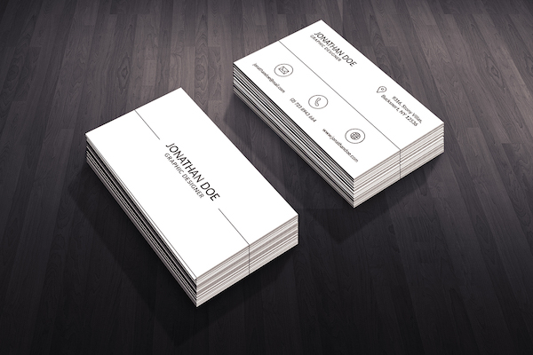 2 day rush business cards kvprint more images flashek Gallery