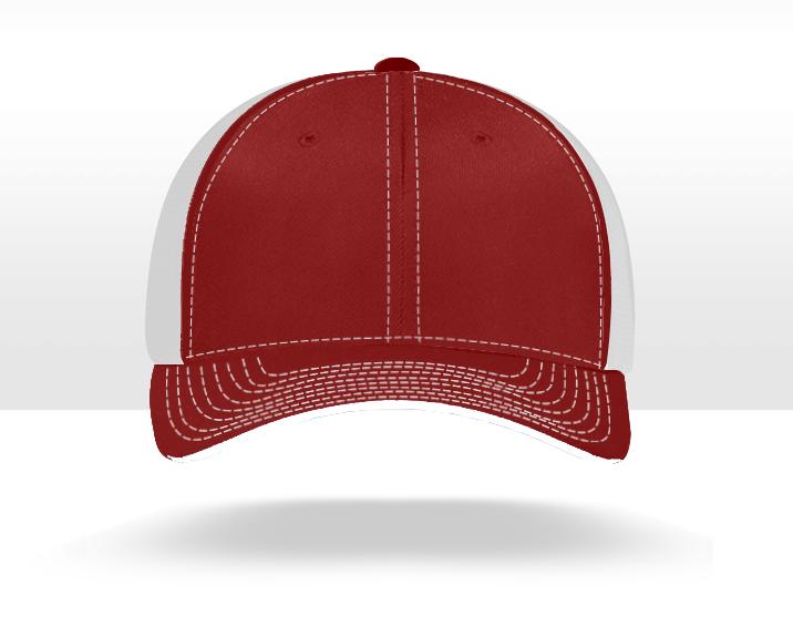 Pacific Headwear Universal Trucker Mesh KVPRINT