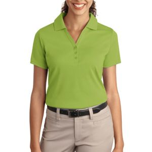 Ladies Silk Touch™ Interlock Polo Thumbnail