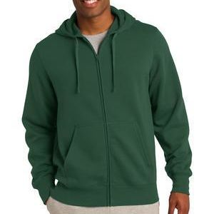 Tall Full Zip Hooded Sweatshirt Thumbnail