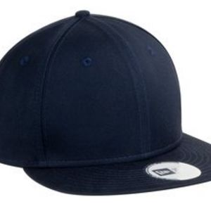 New Era Flat Bill Snapback Cap Thumbnail